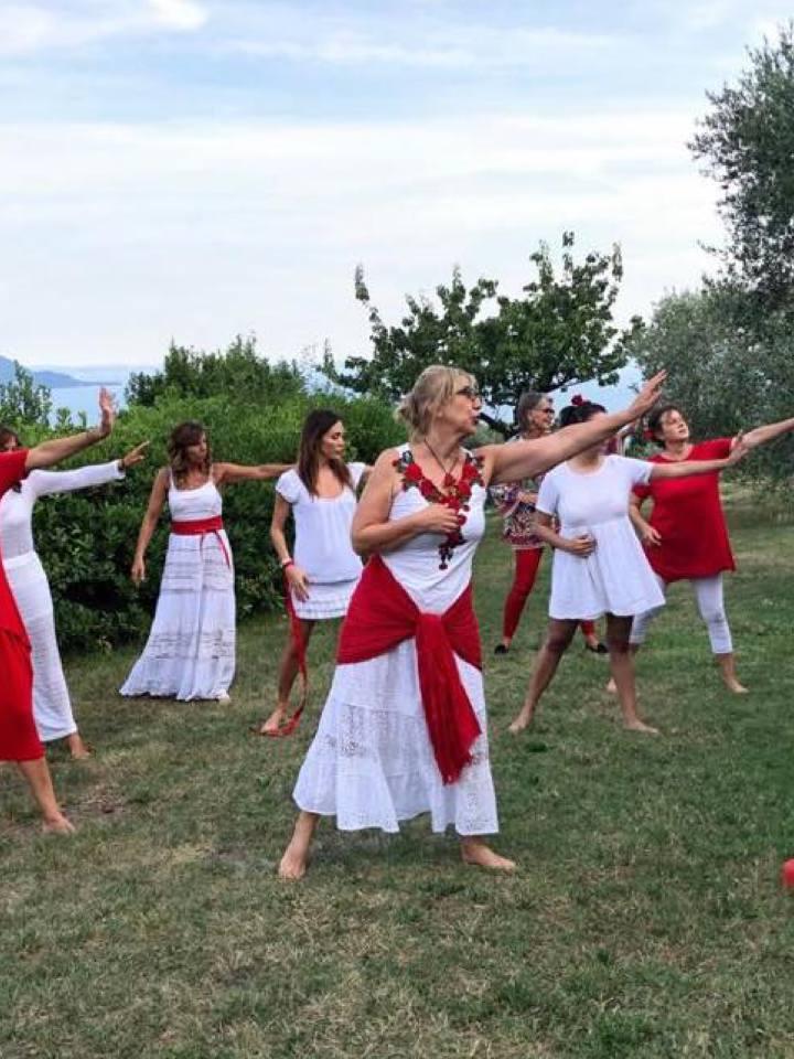 carlita moon mother danza